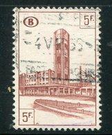 BELGIQUE- Colis Postaux Y&T N°340- Oblitéré - Ferrocarril