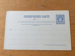 KS3 Österreich Ganzsache Stationery Entier Postal RP 11 - Enteros Postales