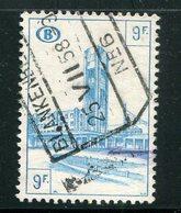 BELGIQUE- Colis Postaux Y&T N°344- Oblitéré - Ferrocarril