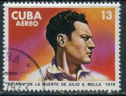 Y85 CUBA 1979 2366 50th Anniversary Of The Death Of JA Mella - Cuba