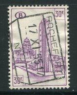 BELGIQUE- Colis Postaux Y&T N°347- Oblitéré - Ferrocarril