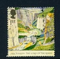 GREAT BRITAIN  -  2006 Tolkien 1st Used As Scan - 1952-.... (Elizabeth II)