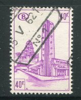 BELGIQUE- Colis Postaux Y&T N°348- Oblitéré - Ferrocarril
