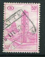 BELGIQUE- Colis Postaux Y&T N°349- Oblitéré - Ferrocarril
