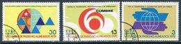 Y85 CUBA 1979 2391-2393 6th Non-Aligned Summit - Cuba