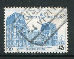 BELGIQUE- Colis Postaux Y&T N°408- Oblitéré - 1952-....
