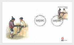Groenland / Greenland - Postfris / MNH - FDC SEPAC 2020 - Groenlandia