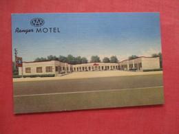 -Ranger Motel  Wyoming > Laramie>   Ref 4091 - Laramie