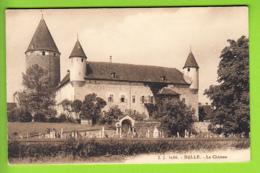 BULLE : Le Château . TBE. 2 Scans. Edition Jullien Frères - FR Fribourg