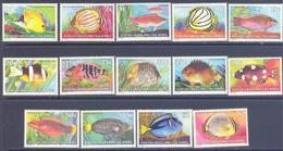 1979. Cocos(Keeling) Islands, Tropical Fishes, 14v, Mint/** - Kokosinseln (Keeling Islands)