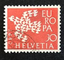 EUROPA 1961, 30 - Suisse