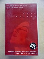 Je Suis Venu Te Dire Que Je M'en Vais  VHS 1992 - Música & Instrumentos