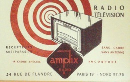 Buvard-AMPLIX-Transistor-165 - Vloeipapier