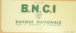 Buvard-B.N.C.I.-Banque-190 - Buvards, Protège-cahiers Illustrés