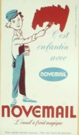 Buvard-NOVEMAIL-Peinture-210 - Carte Assorbenti