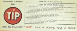 Buvard-LE TIP-Recette Différente-213 - Papel Secante