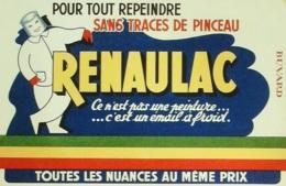 Buvard-RENAULAC-Peinture-233 - Blotters