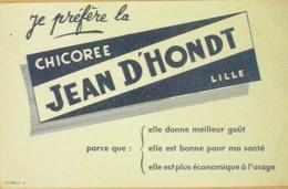 Buvard-JEAN D'HONDT-Chicorée-263 - Papel Secante