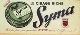 Buvard-SYMA-Cirage-283 - S