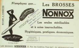 Buvard-NONNOX-Brosses-287 - Carte Assorbenti