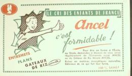 Buvard-ANCEL FLAN-Pattisserie-29 - Vloeipapier