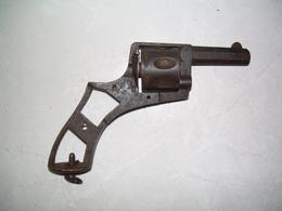 Epave De Buldog 320 - Armes Neutralisées
