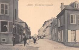 Arlon - Rue Du Gouvernement - Belgique
