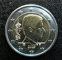 Belgium  -  Belgique  -  Belgien  -  België   2 EURO 2019 - Belgium