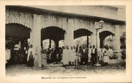 MARCHE DE CONAKRY PROVISIONS - French Guinea