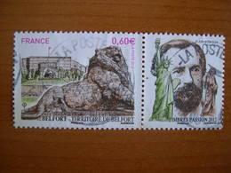 France Obl N° 4697 Cachet Rond Noir - Frankreich