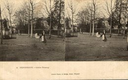 CARTE STEREO PERIGUEUX COURS TOURNY - Stereoscope Cards