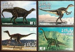 Maldives 1999 Dinosaurs Prehistoric Animals MNH - Stamps