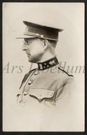 RARE / Postcard / ROYALTY / België / Belgique / Roi Albert I / Koning Albert I / Kamp Elsenborn / Generaal / 1922 - Elsenborn (camp)