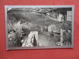 Entrance Skyline Caverns Front Royal - Virginia >> Ref 4091 - Autres