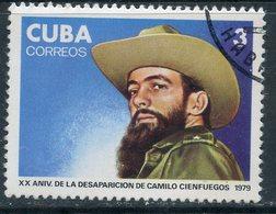Y85 CUBA 1979 2437 20th Anniversary Of The Death Of Camilo Cienfuegos, Revolutionary - Cuba