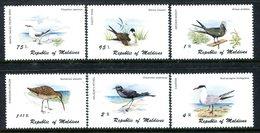 Maldive Islands 1980 Birds Set HM (SG 873-878) - Maldives (1965-...)
