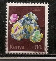 KENYA OBLITERE - Kenia (1963-...)