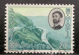 ETHIOPIE OBLITERE - Etiopía