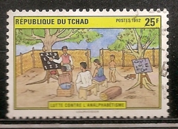 TCHAD OBLITERE - Tschad (1960-...)