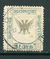 ALBANIE- Y&T N°54- Oblitéré - Albania