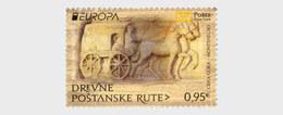 Montenegro - Postfris / MNH - Europa, Oude Postroutes 2020 - Montenegro