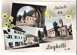 Saluti Da Laghetti - 3 Ansichten Von 1959 (3808) - Bolzano (Bozen)
