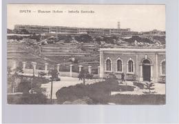 MALTA  Museum Station Imtarfa Barracks Ca 1920 Old Postcard - Malta