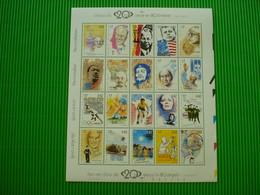 Postzegelblok ** 83 ** Postfris ** - Blocks & Sheetlets 1962-....