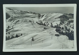 1951 Skilift Steinbergkogel, Ski-Cirkus, Kitzbühel, Austria, Österreich - Kitzbühel