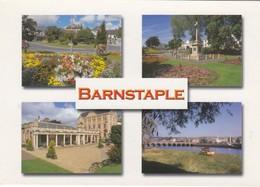 Postcard Barnstaple Devon Multiview [ John Hinde ] My Ref B24362 - Other