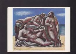 CPM Picasso Non Circulé Voir Scan Du Dos Nu Féminin Nude - Picasso