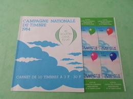 TC29 / ANTITUBERCULEUX / TUBERCULOSE / Carnet De 1984 - Antituberculeux