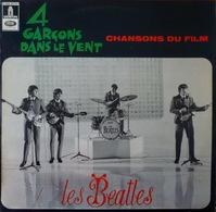 Les BEATLES - LP - 33T - Disque Vinyle - 4 Garçons Dans Le Vent - 2C 064 04145 - Vinyl-Schallplatten