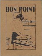 Chromo Image  Bon Point Ville De Paris - Other